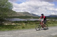 &stanes mountain biking at Glentrool