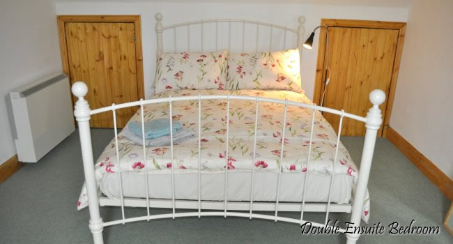 Double Bedroom at Cults Cottage